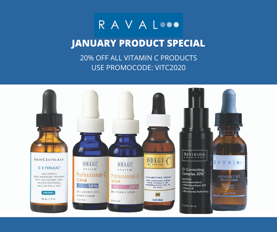 JAN 2020 PRODUCT SPECIAL