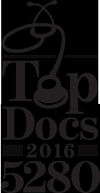 2016 5280 magazine Top Doc winner